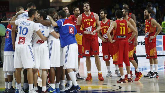 España Francia Mundial 2014